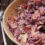 coleslaw mit mayonnaise vegan