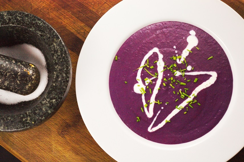 rotkohl suppe