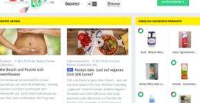 codecheck app für veganes einkaufen