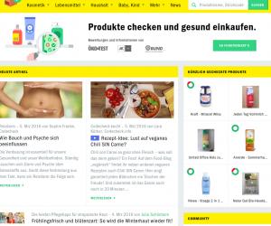 Codecheck App im Schnelltest: Vegan einkaufen leicht gemacht