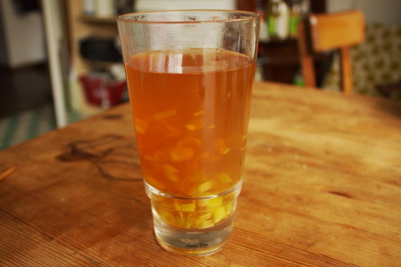 Zitronengras Tee