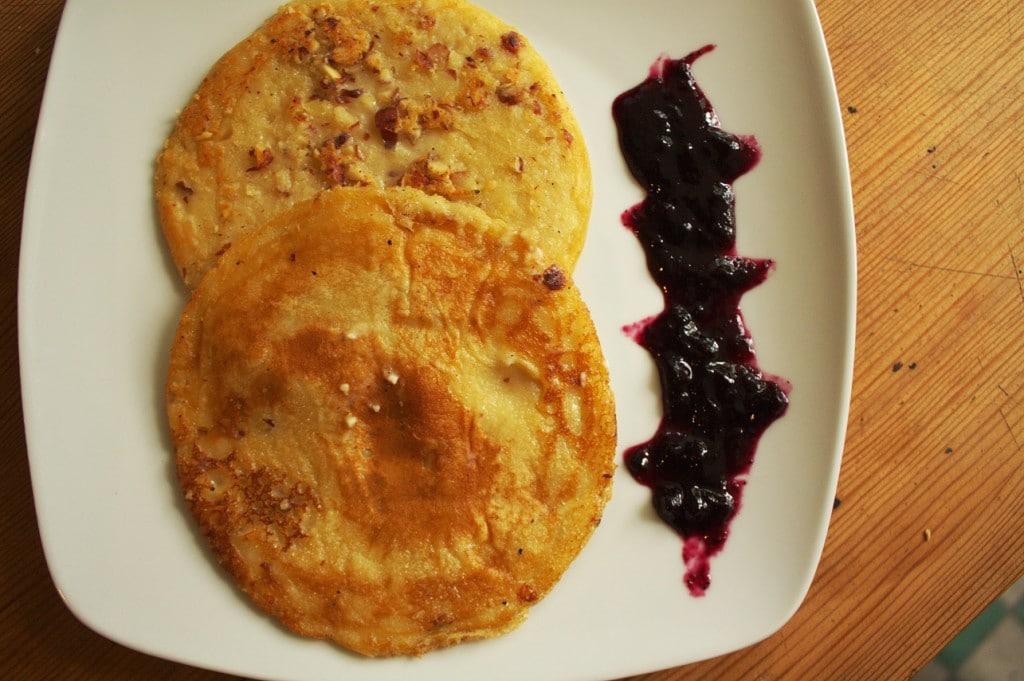 Mandel Pancakes