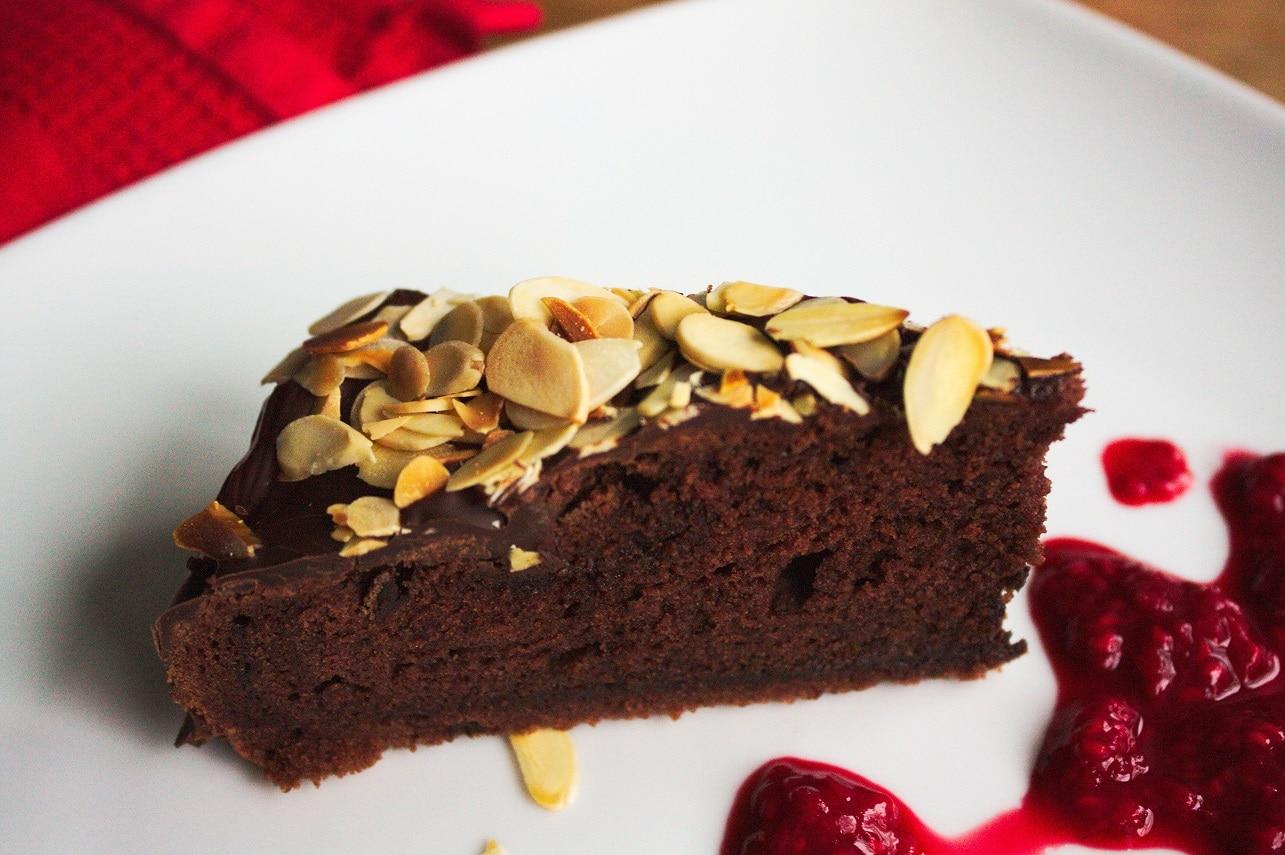 Veganer Schokoladenkuchen Vegane Rezepte