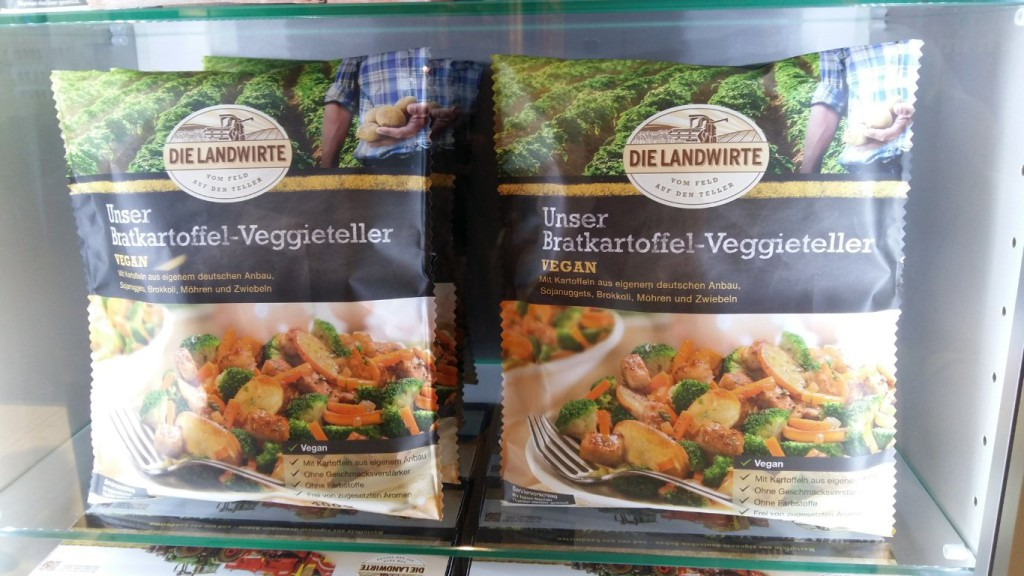 vegane pfanne