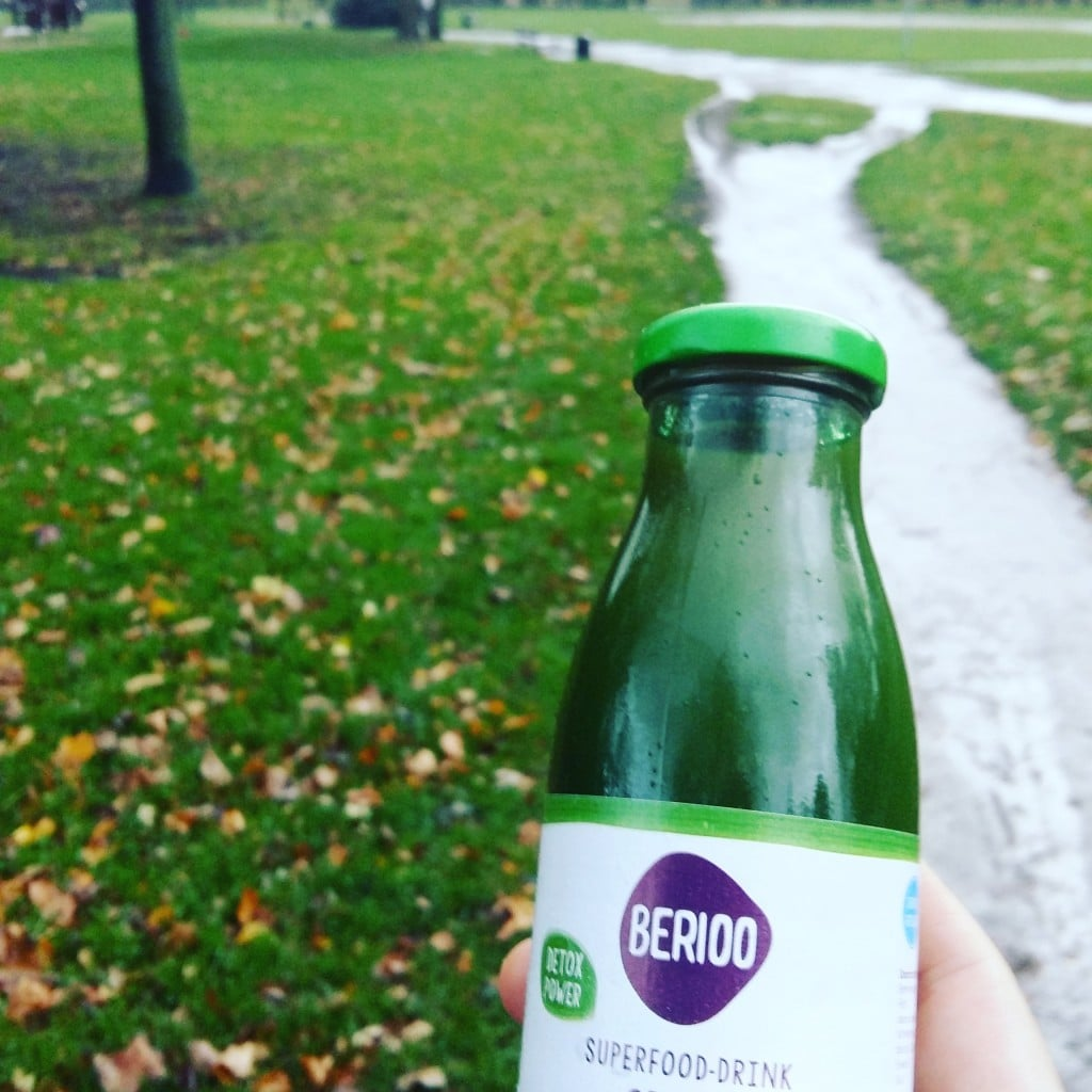 berioo green superfood drink