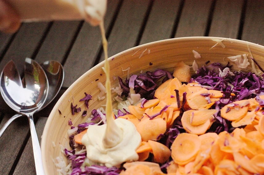 coleslaw mit mayonnaise-1