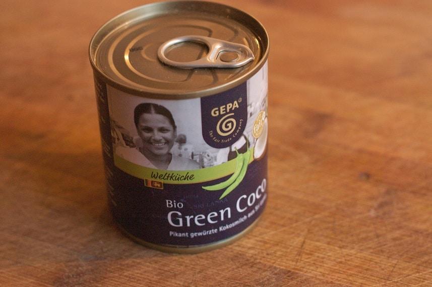 gepa green coco