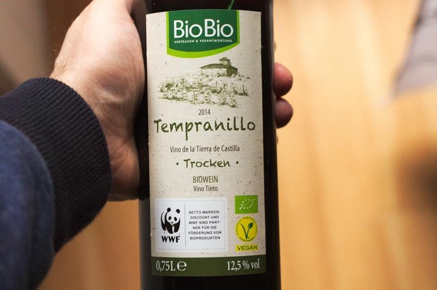 biobio tempranillo