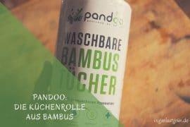 Pandoo Küchenrolle aus Bambus