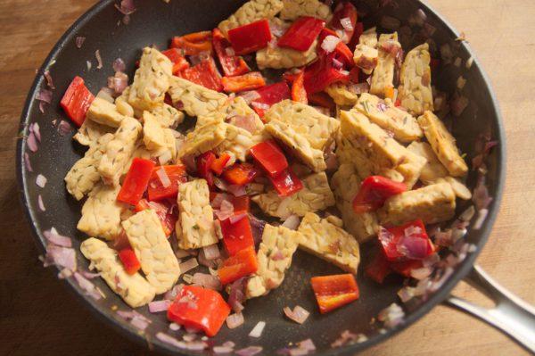 paprika anbraten