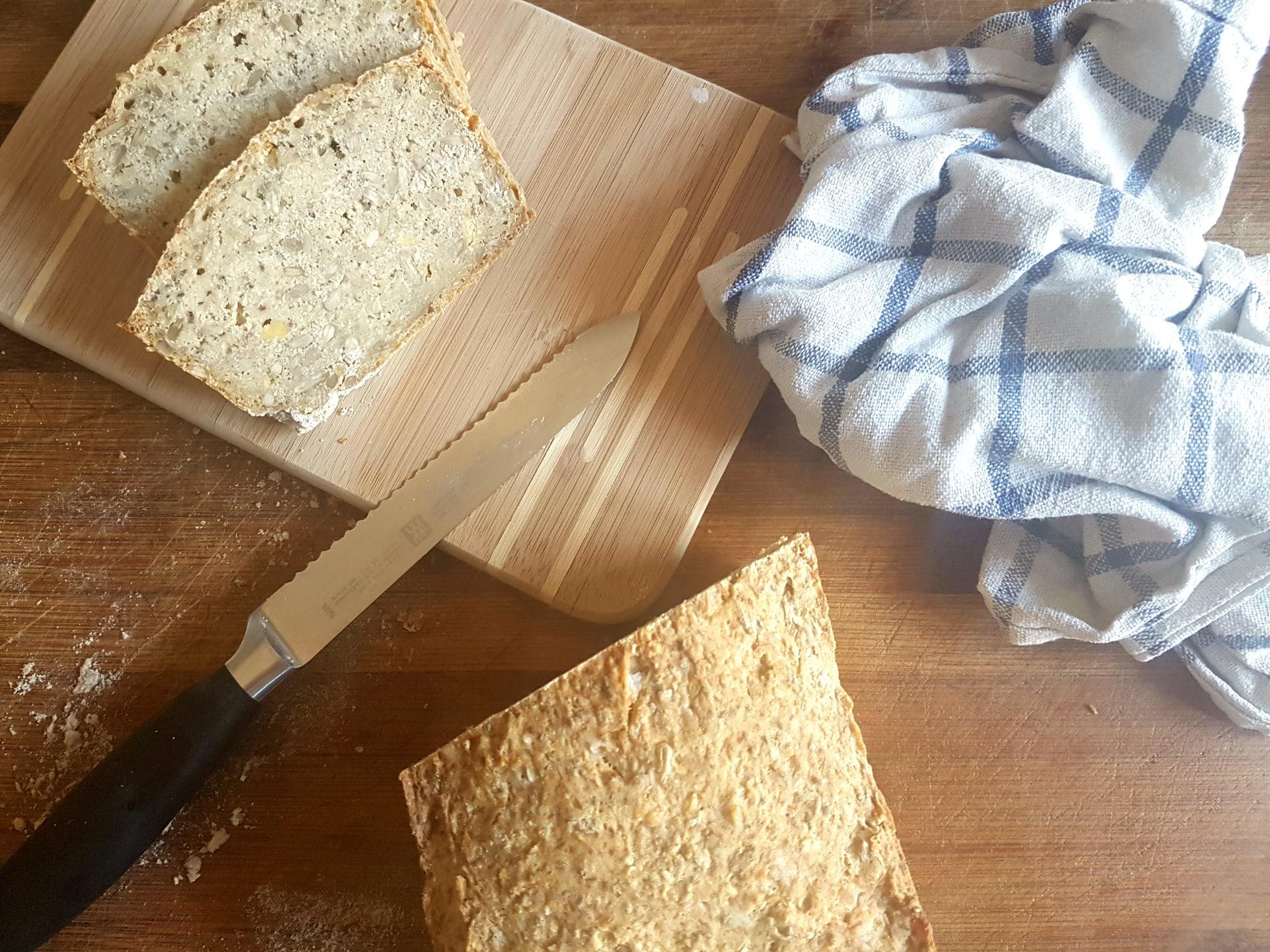 bestes glutenfreies brot ohne hefe