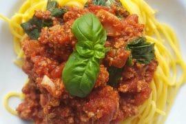 spaghetti-mit-soja-bolognese