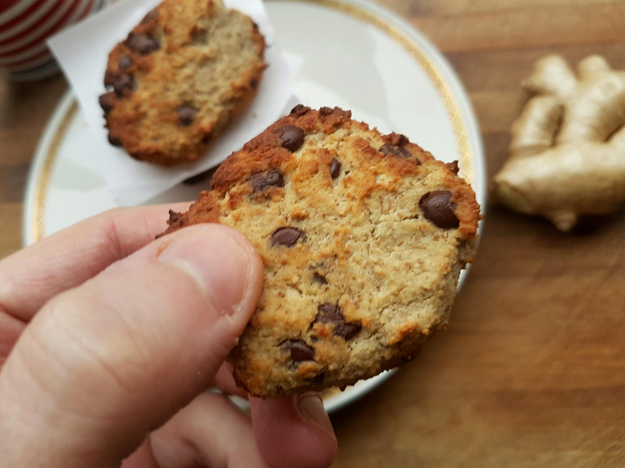 Ingwer kekse vegan rezept