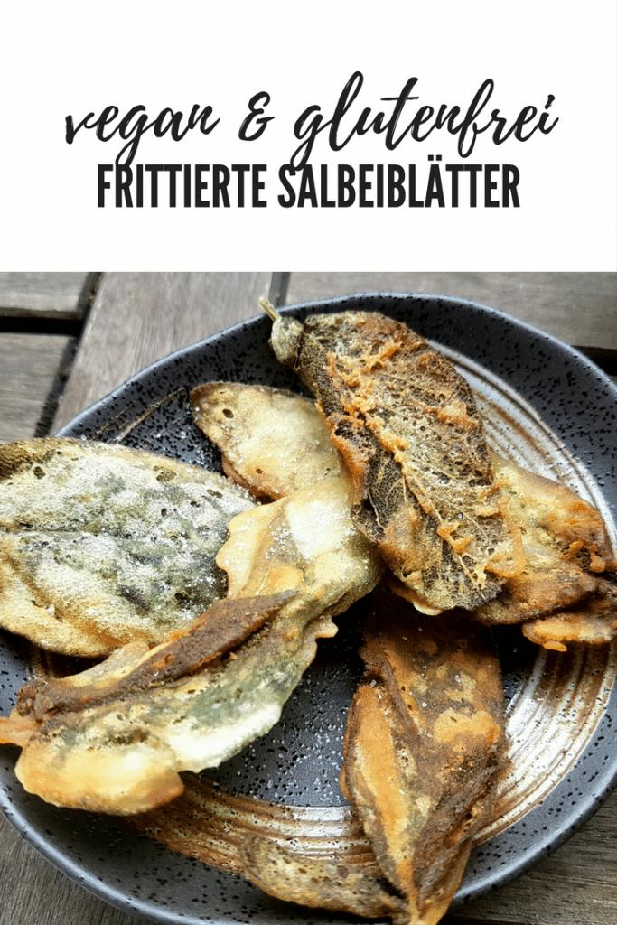 Frittierte SalbeiBlätter (1)