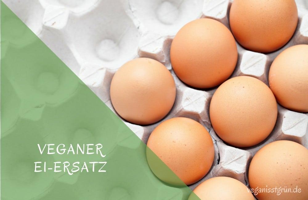 Veganer Ei-Ersatz