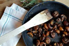 champignon-antipasti
