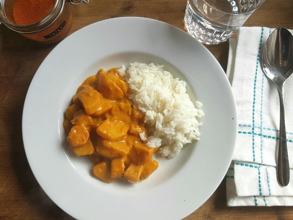 senegalesisches mafé vegan glutenfrei