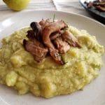 Brokkoli-Kartoffel-Püree vegan und glutenfrei