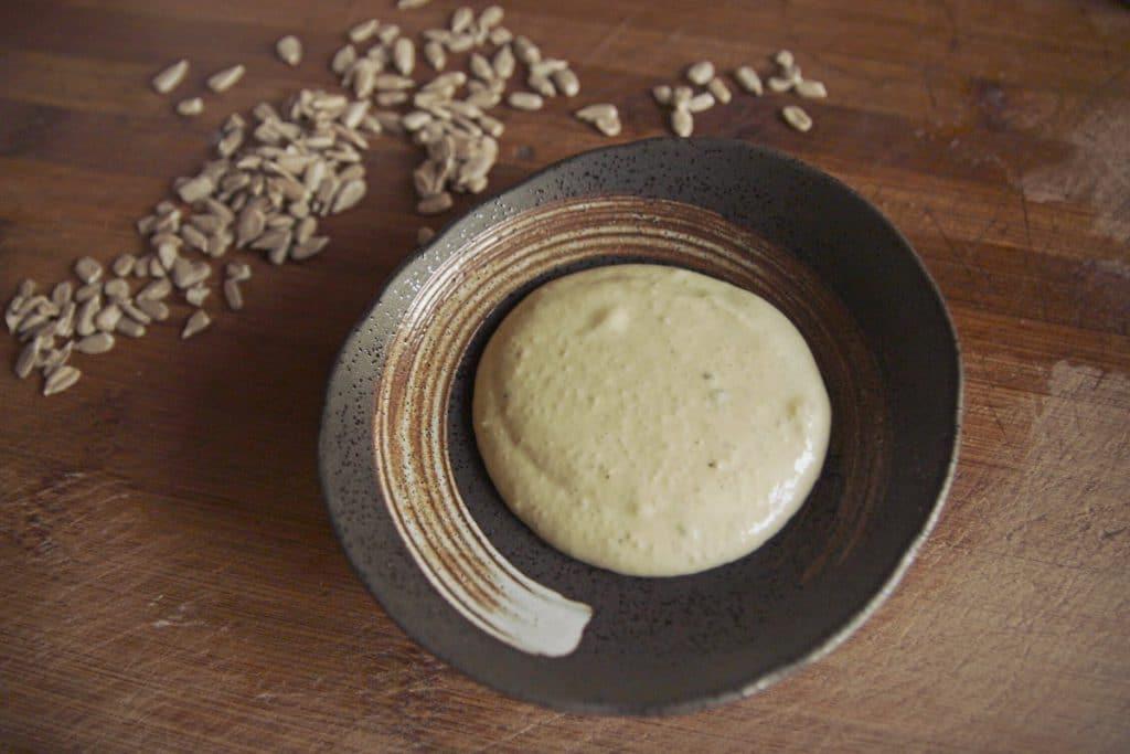 Vegane Mayo ohne Sojamilch