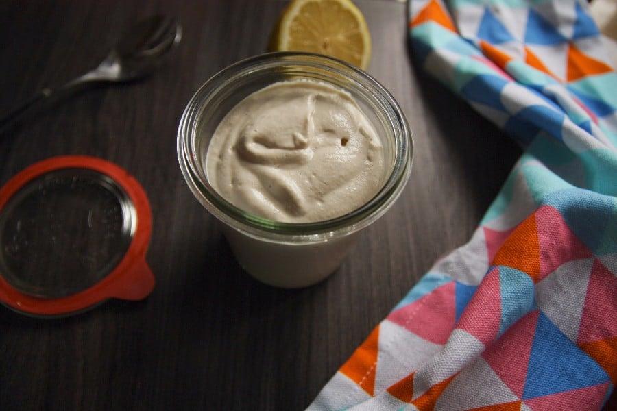 Vegane Sour Cream