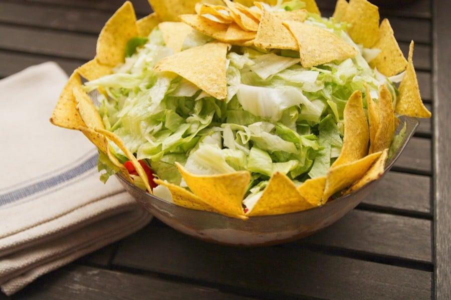 Taco Salat Vegan Und Glutenfrei Vegane Rezepte