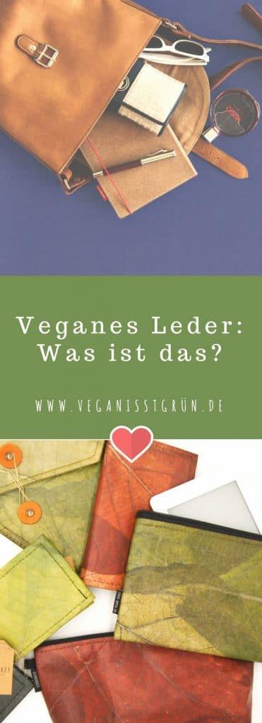 veganes Leder was ist das eigentlich genau